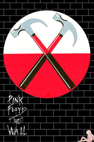 mr screen and the wall the hammers by gerald scarfe on pink floyd the wall id=70377