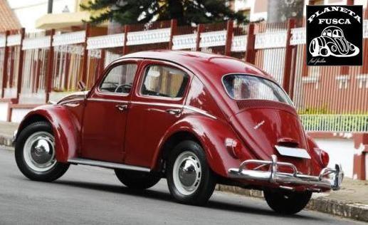 Four Door Sedan Brazil Volkswagen Fusca Volkswagen Love