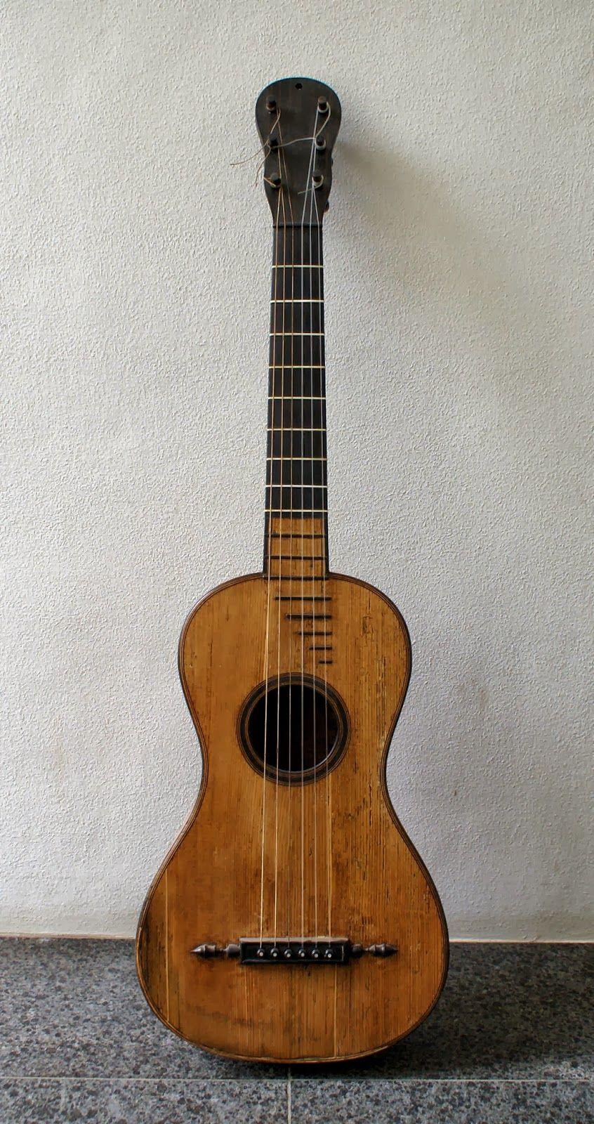 Image result for 1820 guitar   Instrument de musique ...