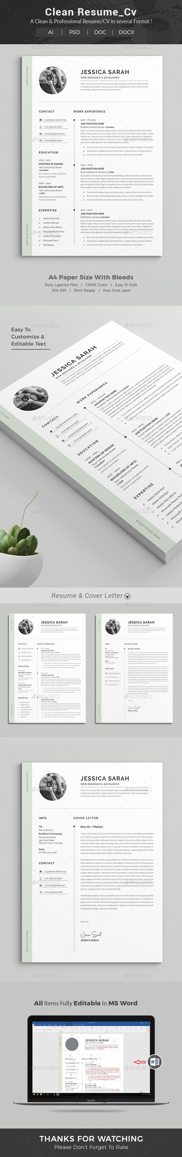 How To Create Resume In Word Delectable Resume  Template Creative Resume Templates And Design Resume