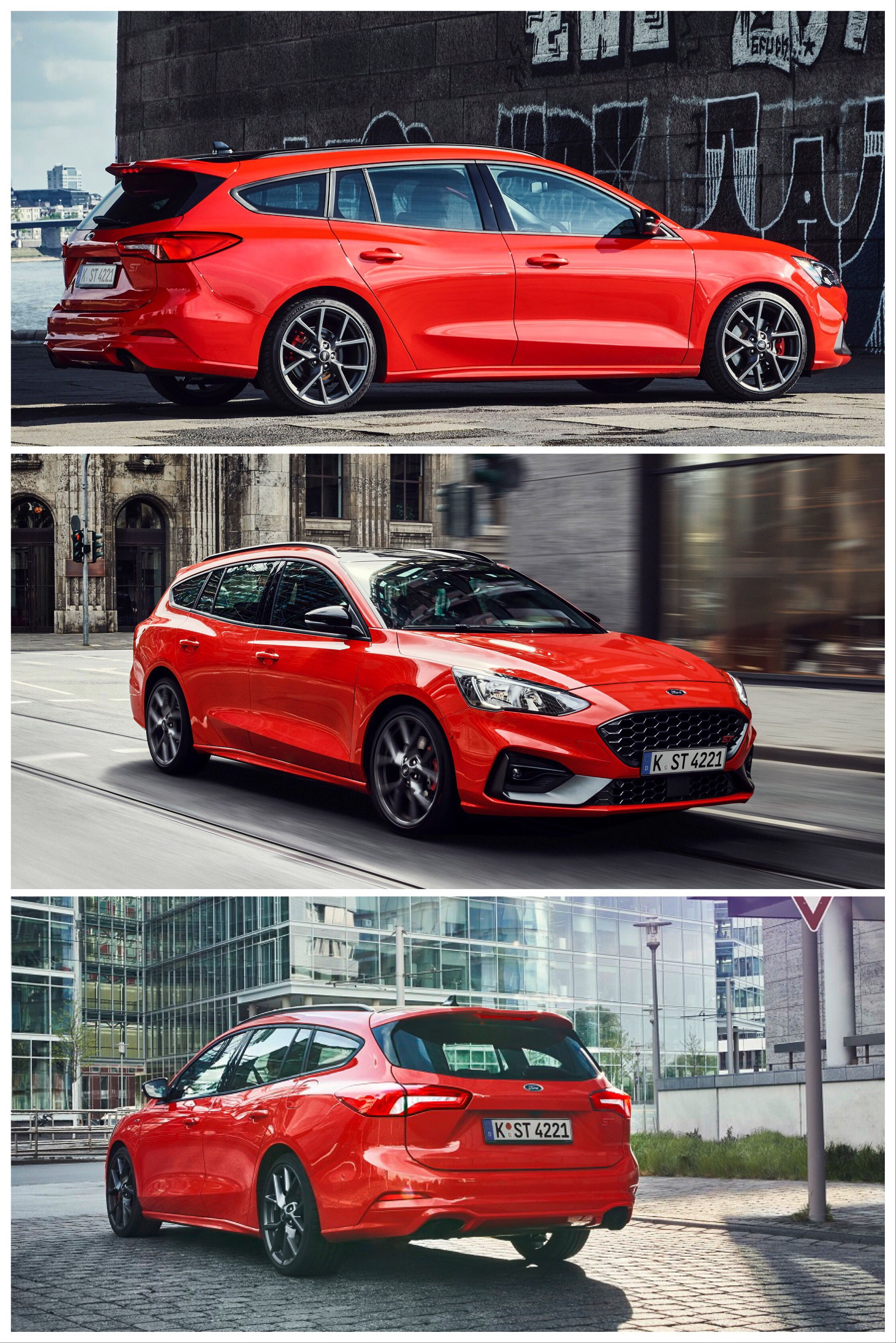 Ford Focus St Wagon Plus 8 Other Hot Wagons We Don T Get Ford