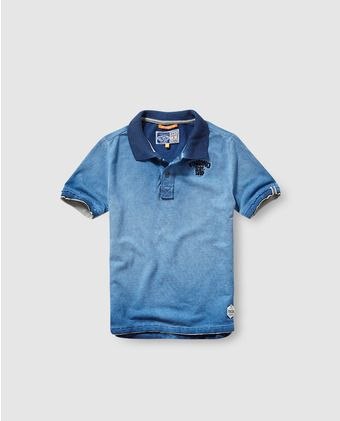 Polo Y NiñasNiños Vingino Para Niño Azul WashedRopa De LqVpjGzSUM