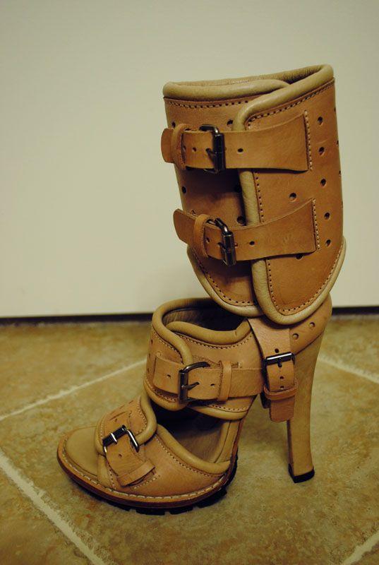 KTC - orthopedic heels - Medical Fetish shoes!