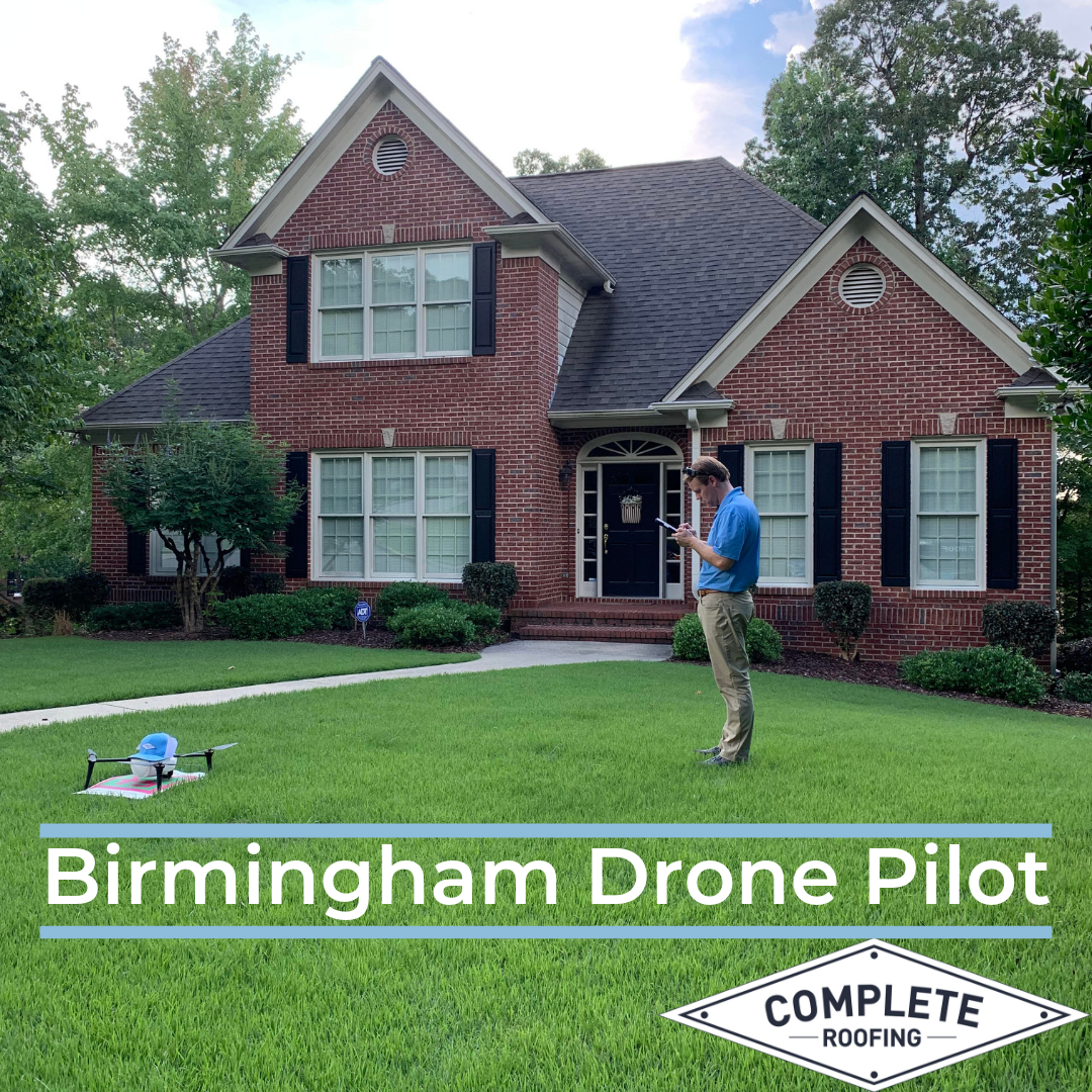Meet One Of Our Drone Pilots Stephen Dendy In Birmingham Let Us