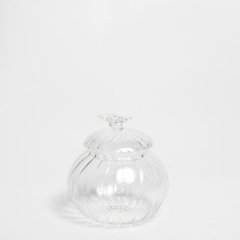 Glass Butterfly Jar - Decoration Accessories - Decoration | Zara Home United Kingdom