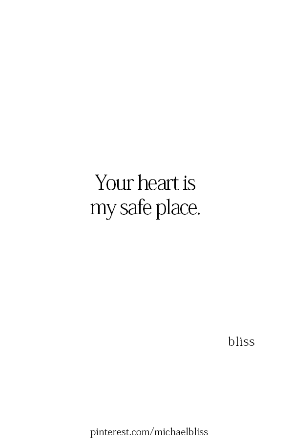 How my heart longs for yours tonight.