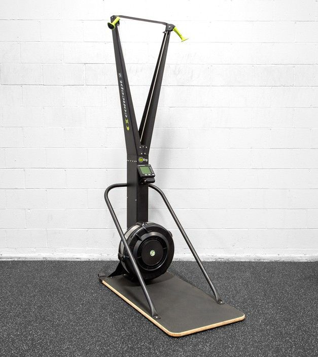 Concept 2 Skierg W Floor Stand From Games At Home Gym Mens Gifts Concept