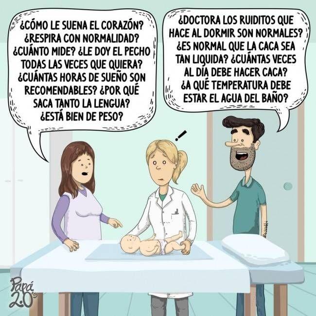 9 Ilustraciones Sobre La Verdad De Un Embarazo Ja Papa