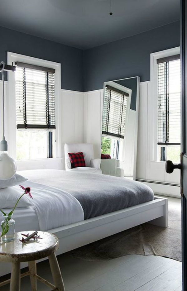 Half Painted Wall Ideas Bedroom Colors Home Bedroom Design