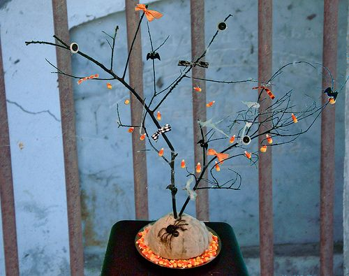Spooky halloween tree ideas and inspirations pinterest for Creepy trees for halloween