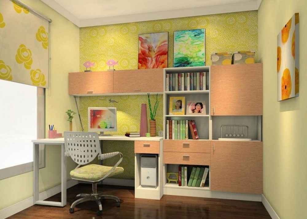 Study Room Design Ideas For Kids And Teenagers Offices Pinterest