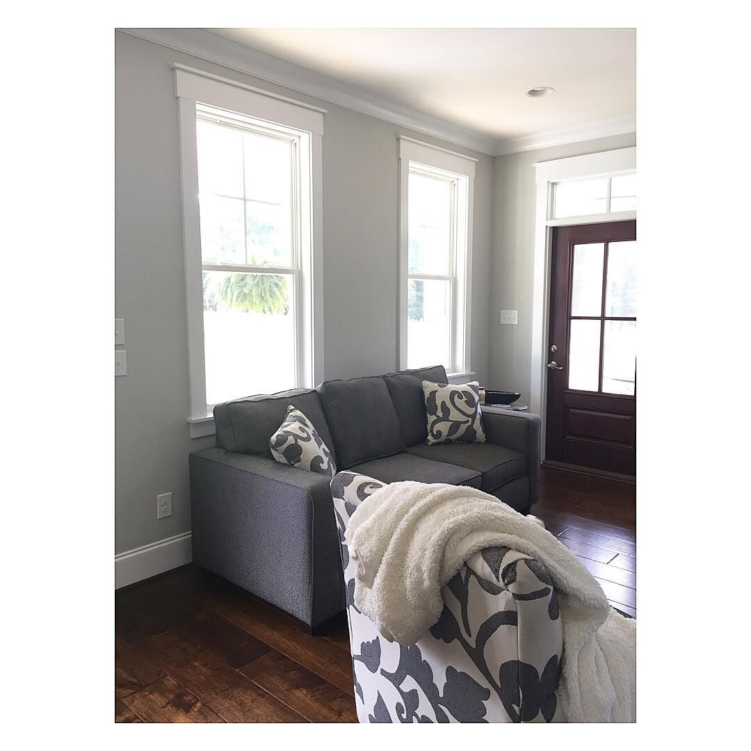 Ceilings Are 9 Foot Window Molding 7 Crown 6 Windows 5 4 Baseboard 7 Sugarberrycottage Window Molding Cottage Plan Home Decor