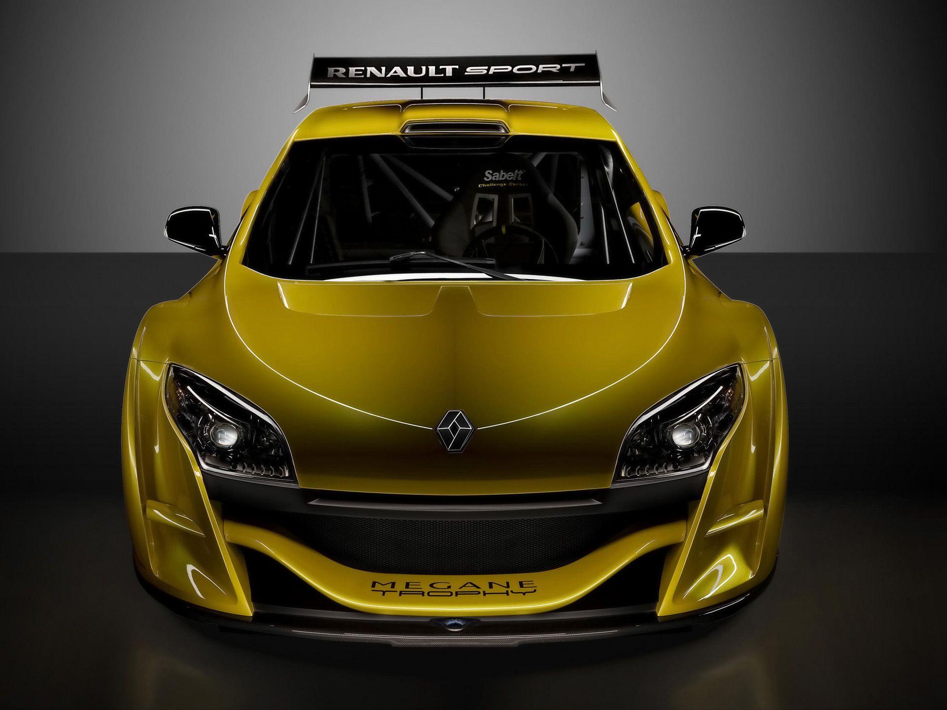 Renault Megane Rs Trophy Renault Megane Renault