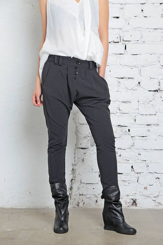 115e945bbb8 Black Trousers