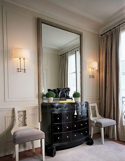 Large Mirror Interior Interior Design Home