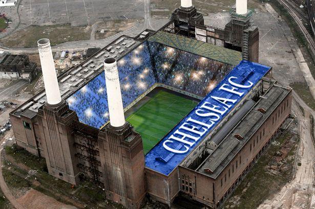 Sportsdezk S Blog Chelsea Submit New Stadium Plans