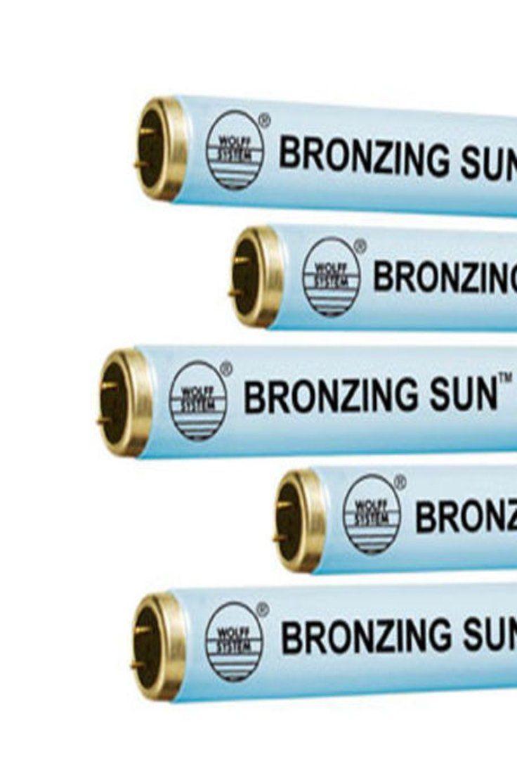 Wolff Bronzing Sun Plus Tanning Lamp