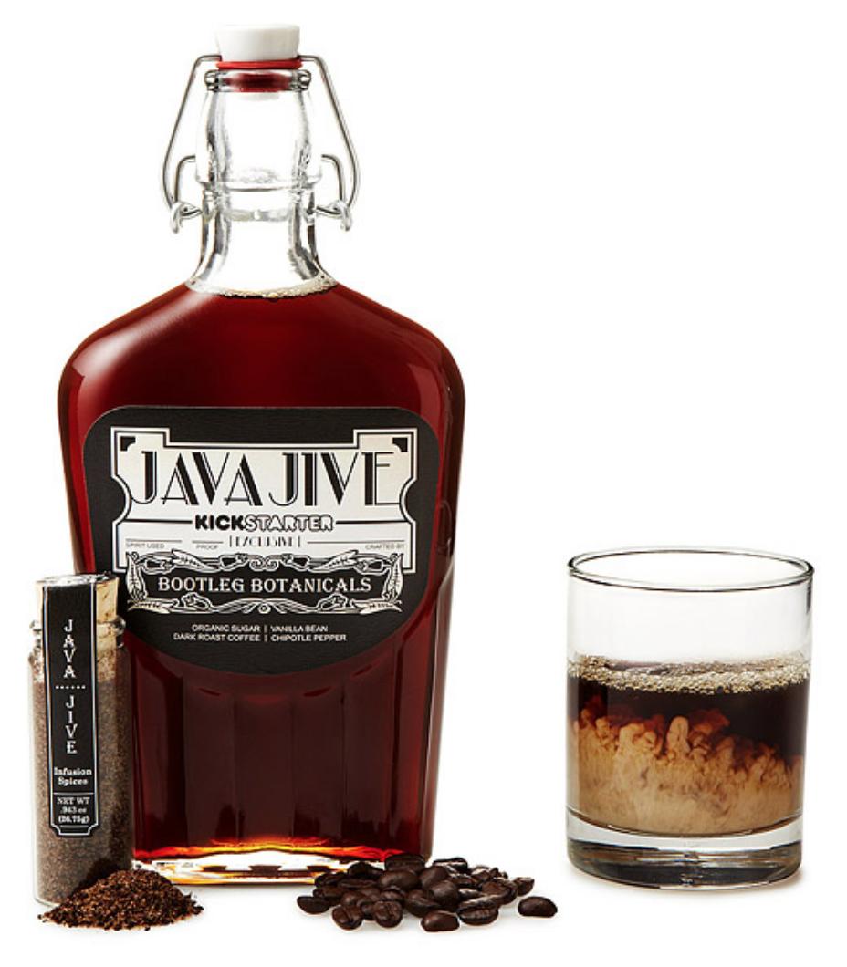 Coffee Liqueur Making Kit