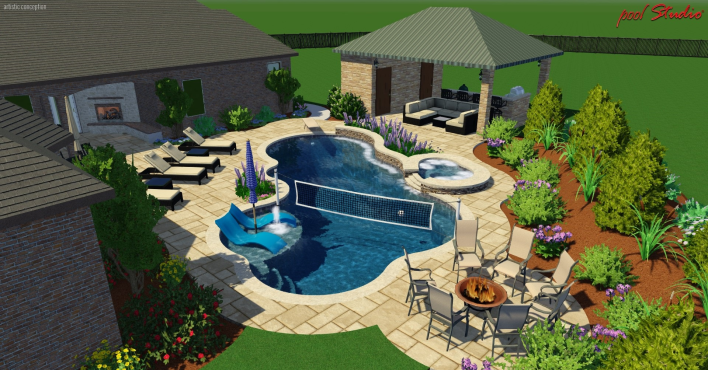 So You Re Thinking About Building A Pool In Your Backyard Here