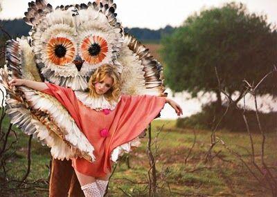 Owl suit.