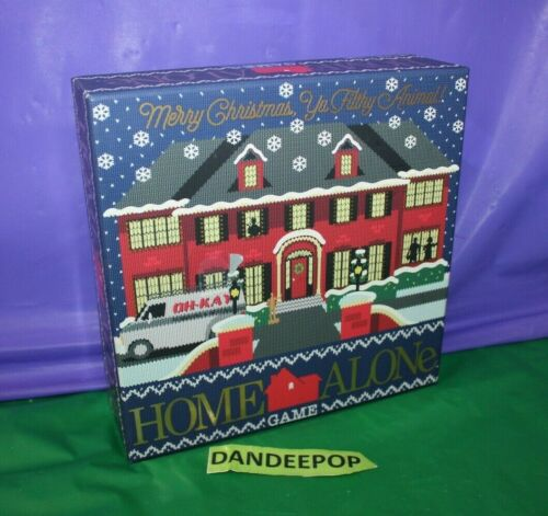 Home Alone Movie Merry Christmas Ya Filthy Animal Board Game Sealed | eBay #homealone #boardgame #games #movies #merrychristmas #toys #dandeepop Find me at dandeepop.com