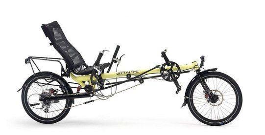 Bici Reclinata Bike Style