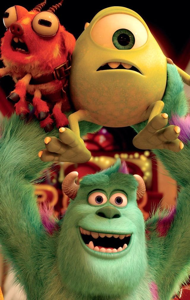 Pixar Wallpaper for iPhone from Uploaded by user
