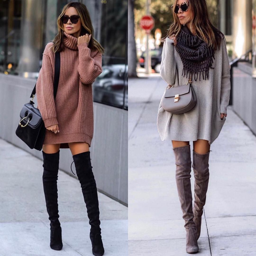 """DOSES OF STYLE on Instagram: """"Fall ootd… 1 or 2? Comment below 👇 By @lolariostyle"""""""