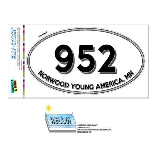 Dunnigan Area Code B/&W Window Laminated Sticker 530 California CA Adin