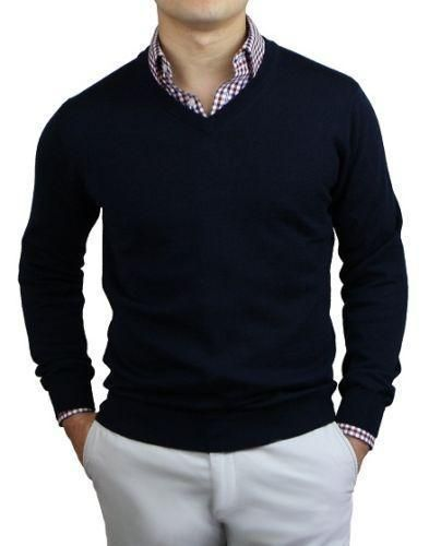 2111ded399 Top 8 Sweaters Men Can Wear For The Office