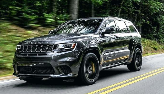 2020 Jeep Grand Cherokee Trackhawk Rumors Interior And Release