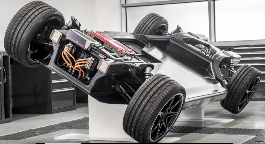 Fancy building a 652bhp 4WD electric supercar? | YASA Limited