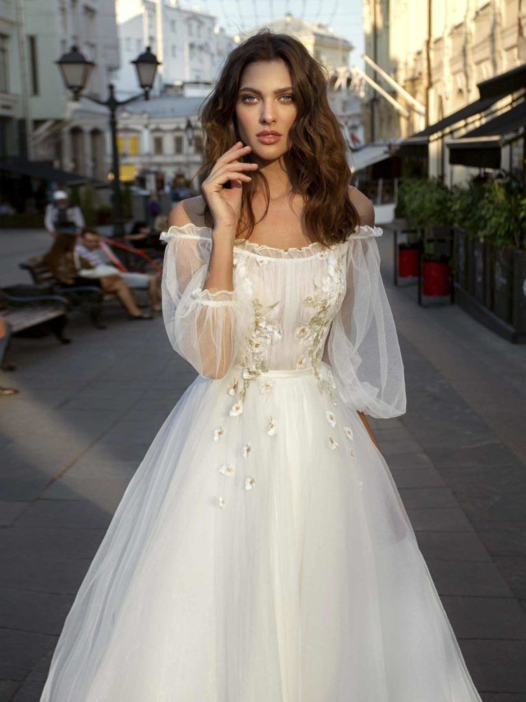 Cosmopolitan City Bridal Collection of Modern Wedding Dresses – Papilio Boutique