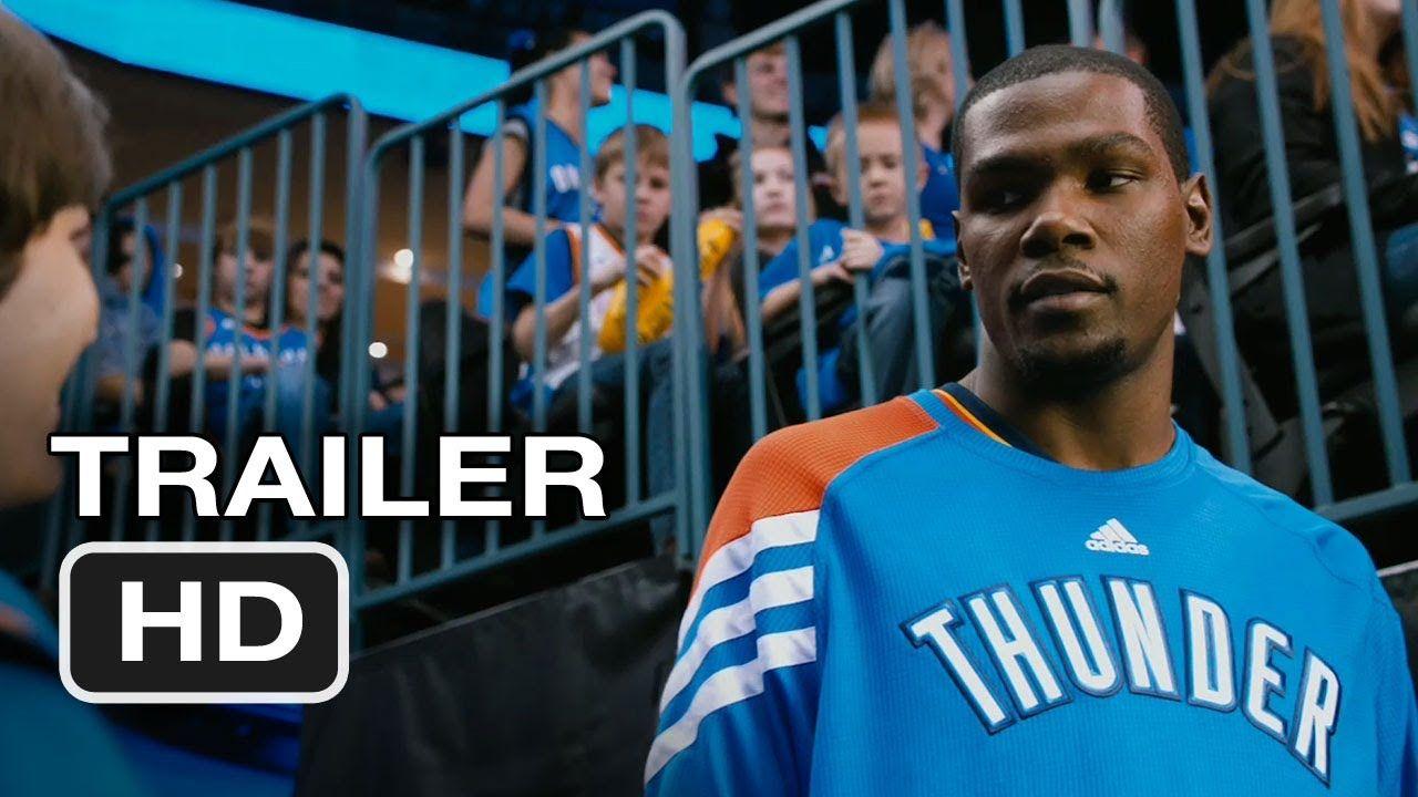 76e15cb79a7 Thunderstruck TRAILER (2012) Kevin Durant Basketball Movie HD - YouTube