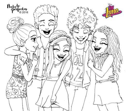 Resultado De Imagen Para Dibujos De Nada De Perfectas Cute Drawings Art Coloring Pages