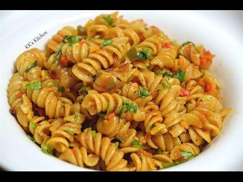 Pasta Recipes Indian Style Indian Style Pasta Recipe Veg Pasta