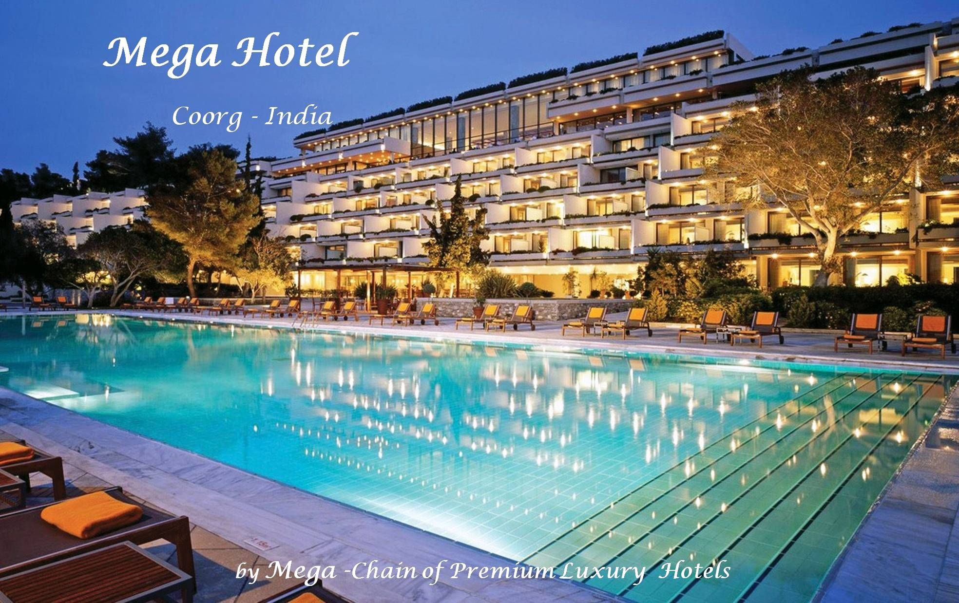 Mega Chain Of Luxury Hotels Is Now In India With Their Very First Hotel At Coorg Mysore Karnataka It Has Been Boutiqued Keeping All Age Groups Mind