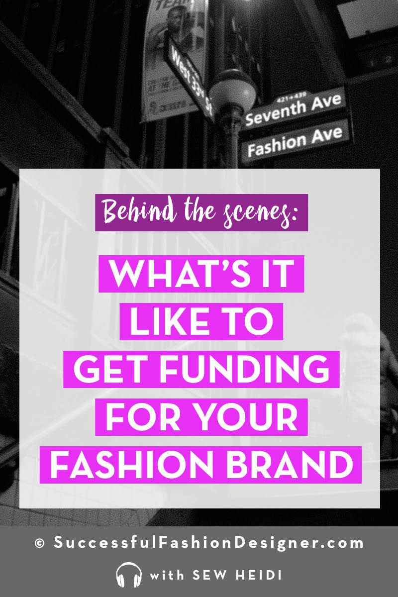 How to Get Funding for Your Fashion Startup Brand