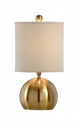 68881 Small Brass Ball Lamp by Chelsea House * Top Quality Brands ...