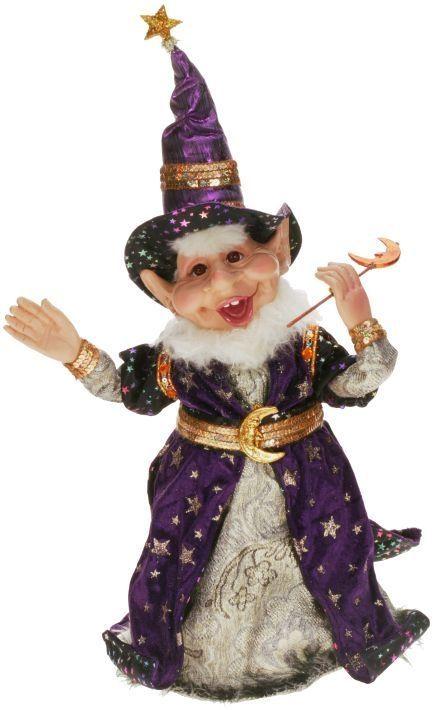 Mark RobertsTrick or Treat Wizard Elf Medium | eBay
