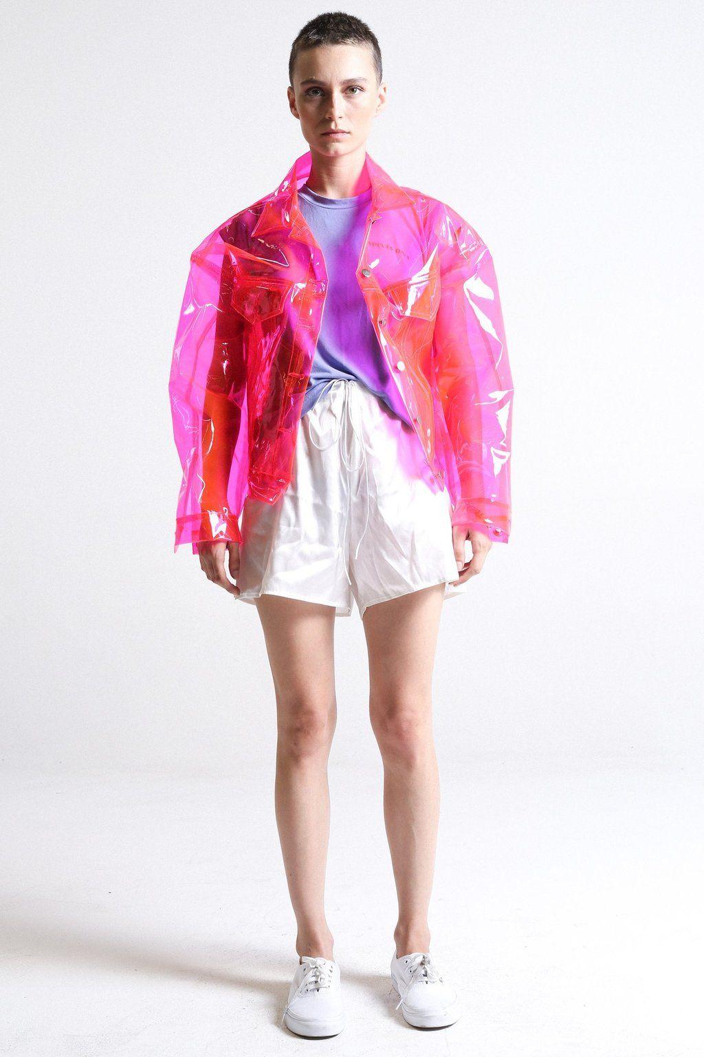 BRASHY Crystalline Pink Jacket (Pre-Order) @brashydotnet
