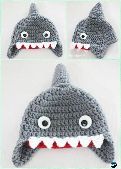 DIY Crochet EarFlap Hat Free Patterns   Gorros