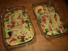 Kreatives Kochen: Spinat Lachs Auflauf