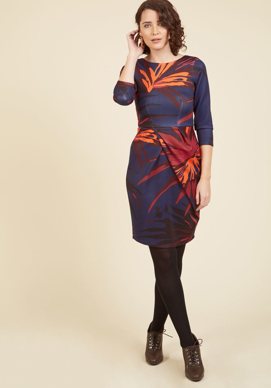 Closet London Call to Attraction Sheath Dress in 12 (UK)