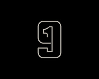 Number within a Number - Beautiful minimal typography