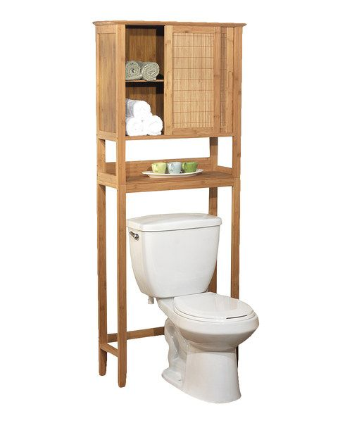this convenient shelf fits over the toilet offering extra storage for - Bathroom Cabinets That Fit Over The Toilet