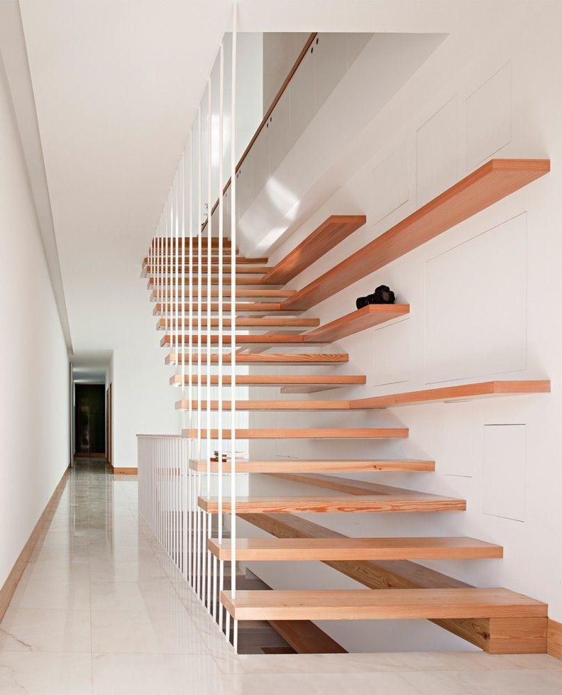 Galer a de casa en moreira phyd arquitectura 15 for Escaleras arquitectura
