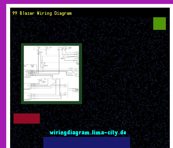 99 Blazer Wiring Diagram Wiring Diagram 194 Amazing Wiring Diagram Collection