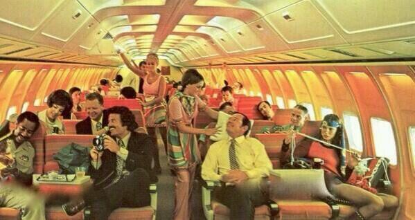 Braniff International Airways, 1970s