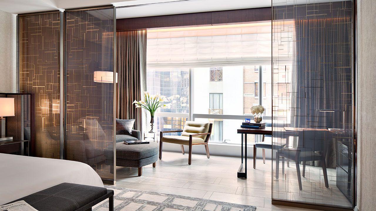 New York Hotel Deluxe Guestooms Park